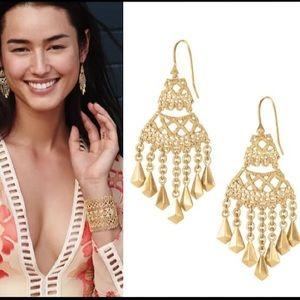 Alili lace earrings